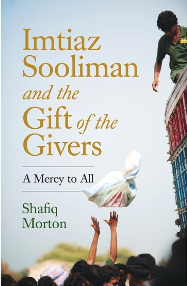 Books bookstorm imtiaz sooliman and the gift of the givers negle Images